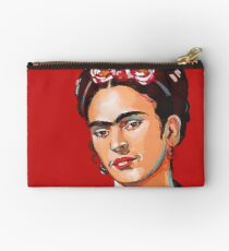 Frida Kahlo Studio Clutch