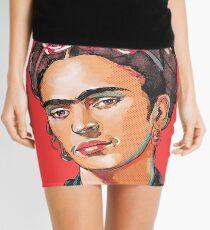 Frida Kahlo Mini Skirt