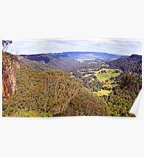 Kangaroo Valley Poster