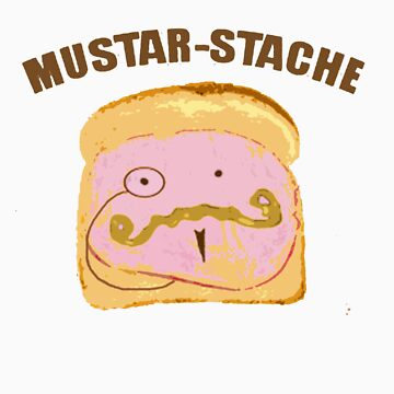 Mustar-Stache by millecar