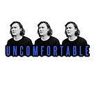 Uncomfortable- Blue by rolypolynicoley