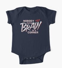 Nobody Puts Brady In A Corner One Piece - Short Sleeve