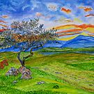 Green Pastures by Sesha
