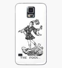 The Fool Tarot Card Case/Skin for Samsung Galaxy