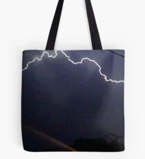 Lightning 2012 Collection 321 Tote Bag