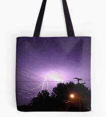 Lightning 2012 Collection 330 Tote Bag