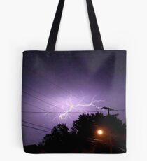 Lightning 2012 Collection 333 Tote Bag