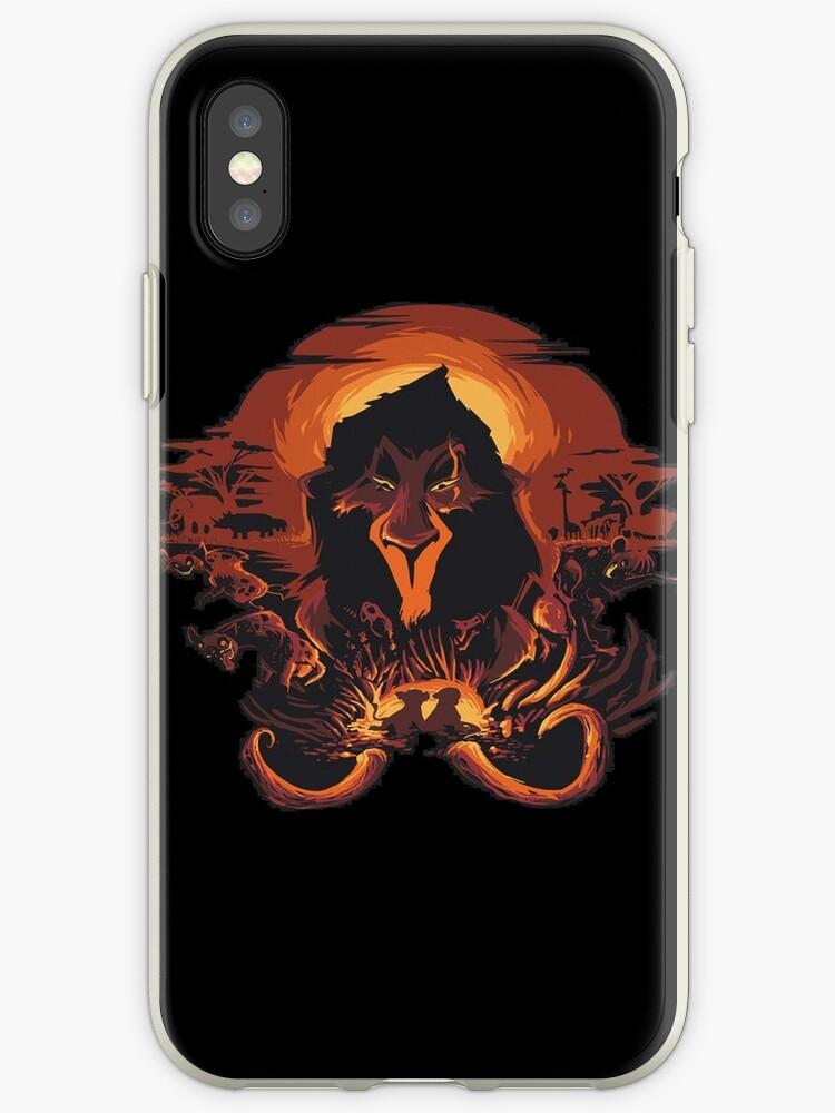 official photos 5500c c096b 'Scar Lion King' iPhone Case by Archer93