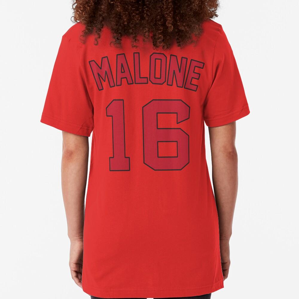 malone no 16 Slim Fit T-Shirt