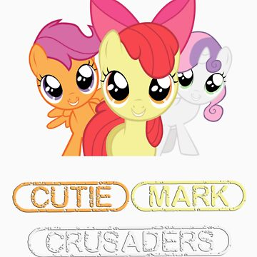 Cutie Mark Crusaders by AwesomeCore