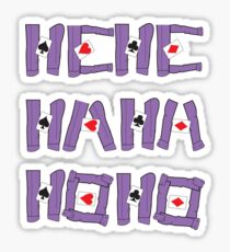 Laughter the best medicine! Sticker