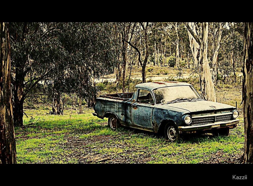 The Old Aussie Bush Bomb by Kazzii