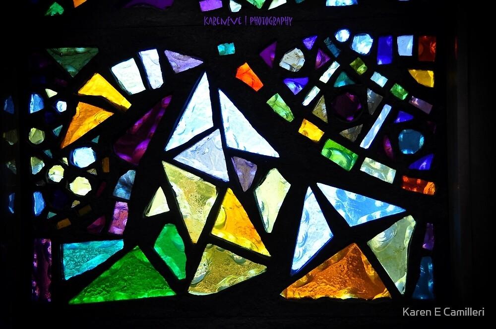 Triangles by Karen E Camilleri