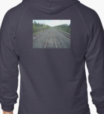 Vanishing Point: RailroadTracks T-Shirt