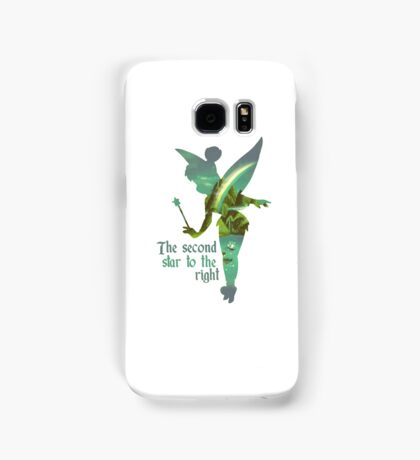 Tinkerbell Silhouette Samsung Galaxy Case/Skin