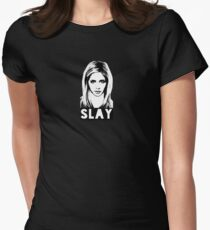 Slay! Women's Fitted T-Shirt