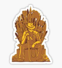 Game of Jones Sticker