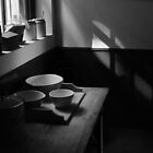 Liking the light that lit the kitchen by ragman