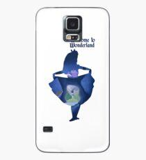 Wonderland 2 Case/Skin for Samsung Galaxy