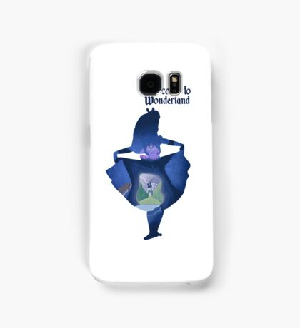 Wonderland 2 Samsung Galaxy Case/Skin