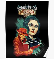 Burial at sea Poster