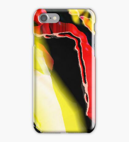SPACE IZZZZ THE PLACE iPhone Case/Skin