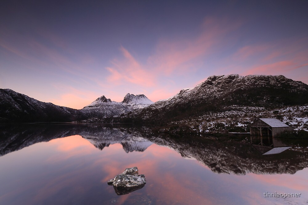 Spring at Cradle Mountain by tinnieopener
