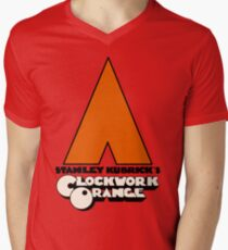 A Clockwork Orange I Men's V-Neck T-Shirt
