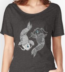 Yin and Yang Women's Relaxed Fit T-Shirt