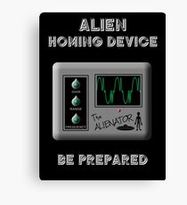 Alien Homing Device Canvas Print