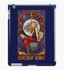 Chosen Girl iPad Case/Skin