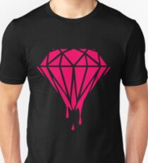 Neon Dripping Diamond T-Shirt