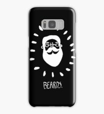 Beards. Samsung Galaxy Case/Skin