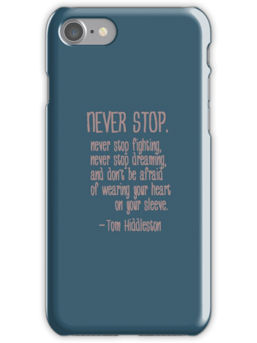 Never Stop. (#nephierb) by Nephie Ripley