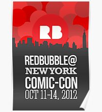 Official RB/NYCC Show Poster Challenge Poster