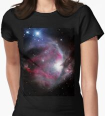 Orion Nebula Women's Fitted T-Shirt