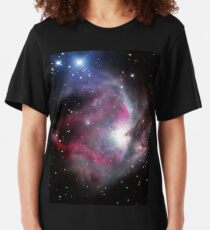 Orion Nebula Slim Fit T-Shirt