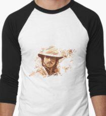 Cowboy Men's Baseball ¾ T-Shirt