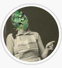 Emerald Wife Sticker Sticker
