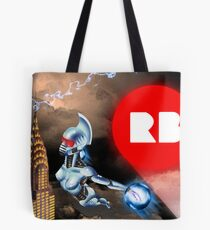 NYCC 2012 contest poster Tote Bag