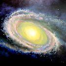 the impressive galaxy m81.. by Almeida Coval