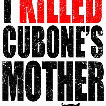I *KILLED* CUBONE'S MOTHER by theJackanape