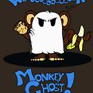 Monkey Ghost by Sozdanee