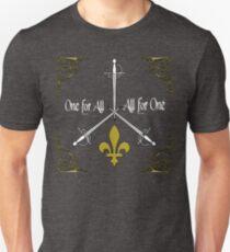 Three Musketeers - Trinity T-Shirt