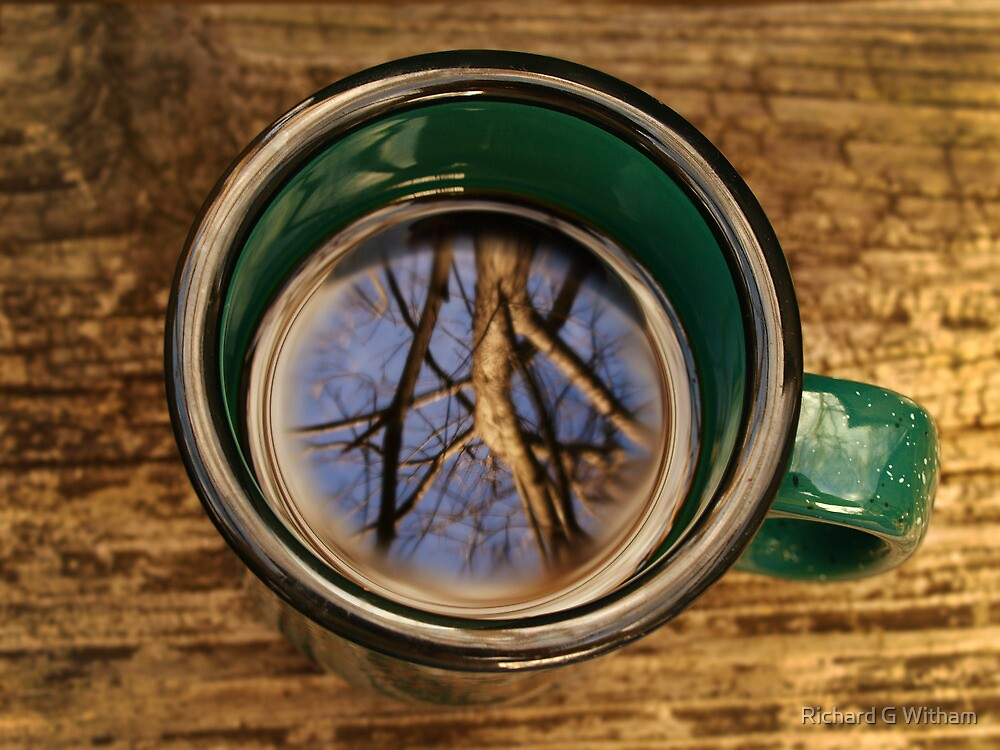 Trees in my Coffee by Richard G Witham
