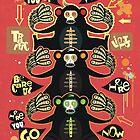 Traffic light monkey  by Exit  Man