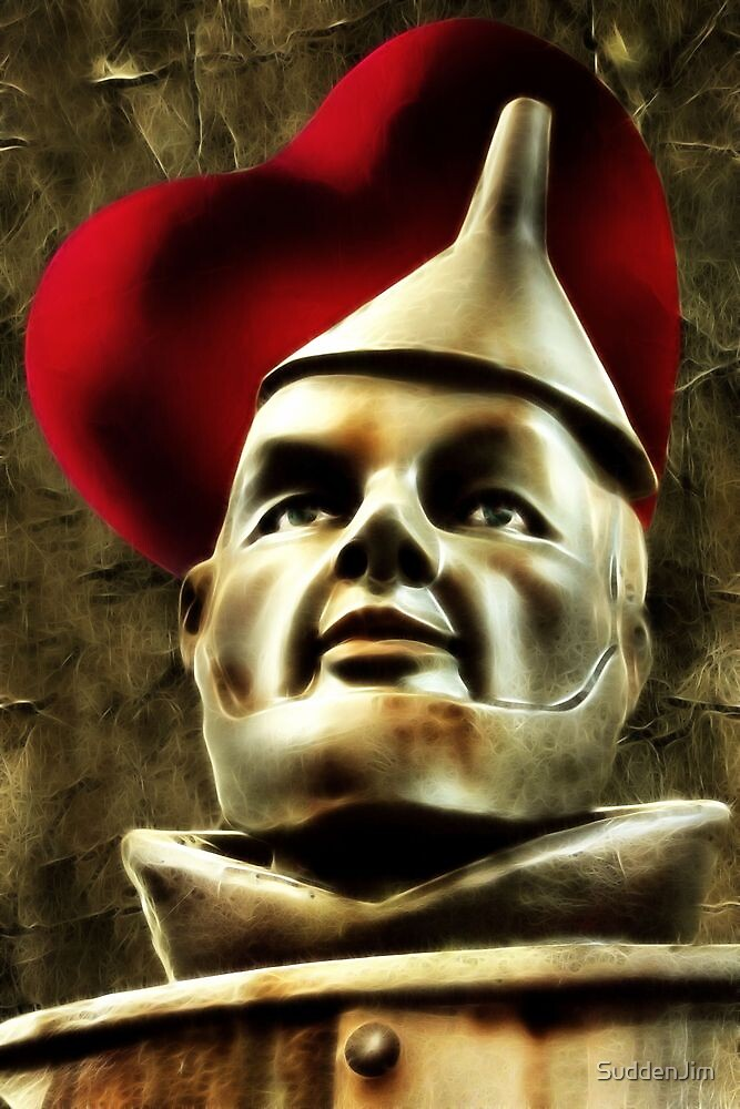 Tin Man by SuddenJim