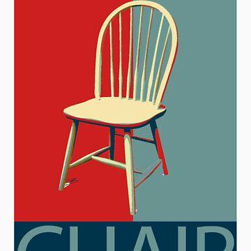 Chair in November! by btsculptor