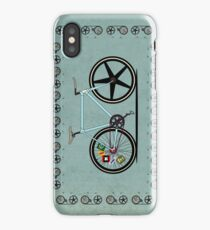 Fixie Bike iPhone Case