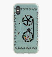 Fixie Bike iPhone Case